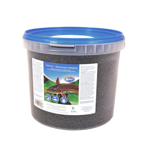 STURGEON FOOD BIG GRANULES 6MM/5L