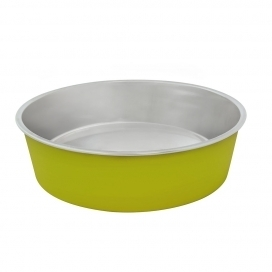 "DINNER TIME ""DT Feeding bowl """"Matte Fix"""""" Ø 17CM green"