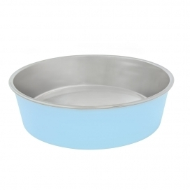 "DINNER TIME ""DT Feeding bowl """"Matte Fix"""""" Ø 14CM blue"
