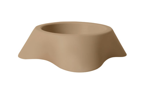 BOWL NUVOLA 2 - 300ML 18x5CM brown