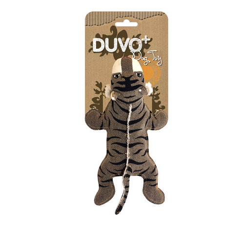 DOGTOY CANVAS TIGER