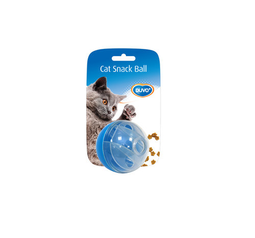 CATTOY SNACK BALL 5x5x5CM blue