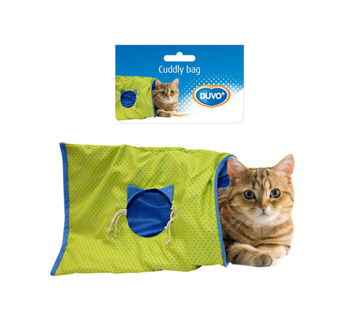 CATTOY CRACK TUNNEL 50x38x0,5CM blue