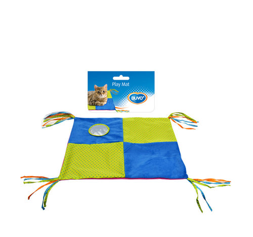 CATTOY PLAY MAT 43x18x0,5CM mixed colors