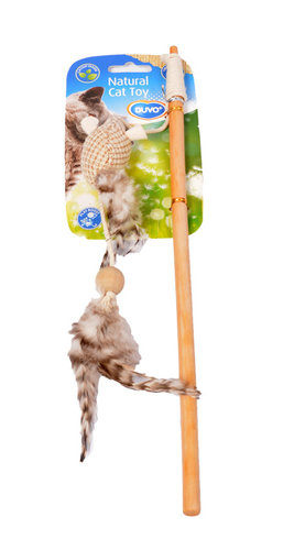 CATTOY ASSORTMENT TEASER NATURE