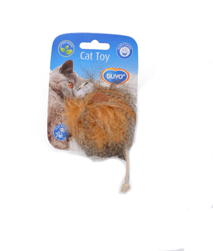 CATTOY ASSORTMENT WOOLY brown/beige