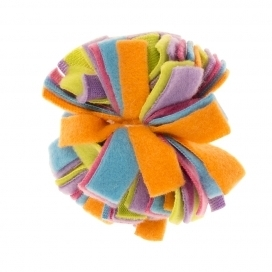 POM POM FLEECE BALL 6CM