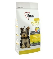 1st Choice Puppy Toy & Small Breed 2,72 kg