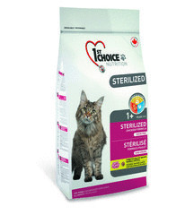1st Choice Sterilized Adult Cat 2,4 kg