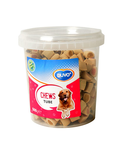 SOFT CHEW TUBE 500GR