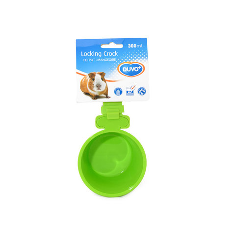 LOCKING CROCK 300ML 9,5 green