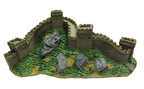 DECORATION GREAT WALL 33,5x20,5x14,5CM