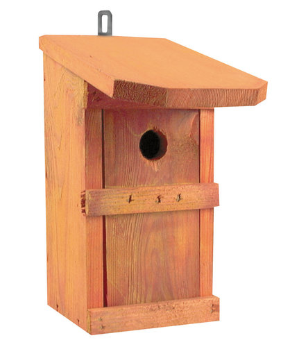 TIT NEST BOX RECTANGULAR 14x14x27CM