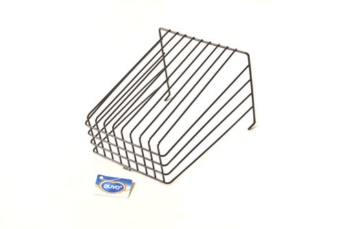 SALAD RACK IN METAL 13x18x12CM
