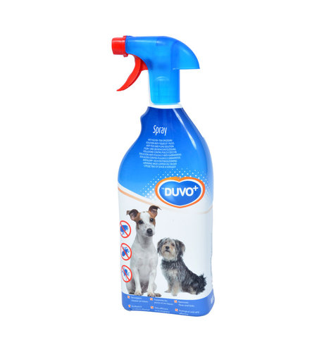 ANTI-FLEA TRIGGERSPRAY DOG SYN 800ML