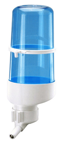FOUNTAIN WITH BALL 400ML blue