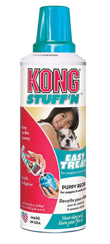 KONG STUFF 'N PUPPY TREAT PASTE