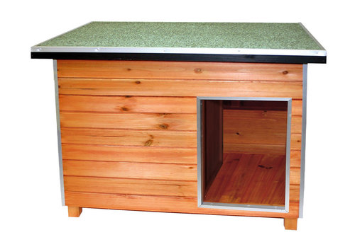 WOODLAND KENNEL BORIS 4 CLASSIC 142x93x97CM
