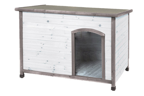 WOODLAND KENNEL BALTO 1 COTTAGE 85x58x58CM