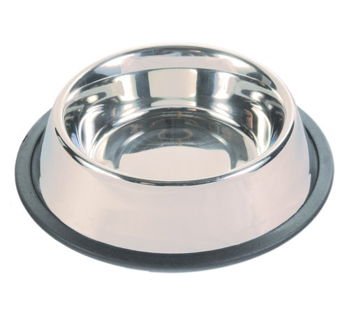 INOX ANTI-SLIP FEEDING BOWL 710ML 23