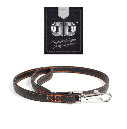 TRENDY LEATHER LEASH