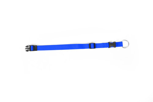 NYLON COLLAR, ADJUSTABLE 22-35cm